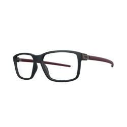 HB Duotech 93142 Matte Graphite D. Red