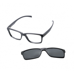 HB Switch 0339 New Graphite Polarized Silver